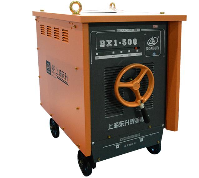 BX1-315/400/500/630系列动铁芯交流弧焊机