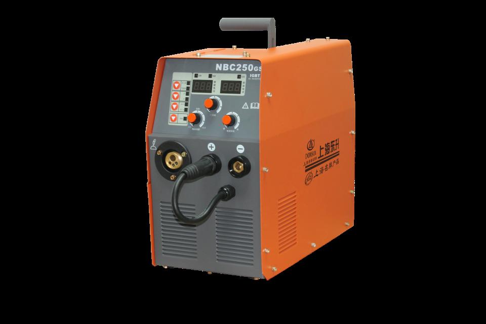 NBC系列逆变半自动气体保护焊机(一体系列) 型号:NBC-250GS电压220