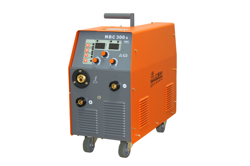 NBC系列逆变半自动气体保护焊机(一体系列) 型号:NBC-300G电压380