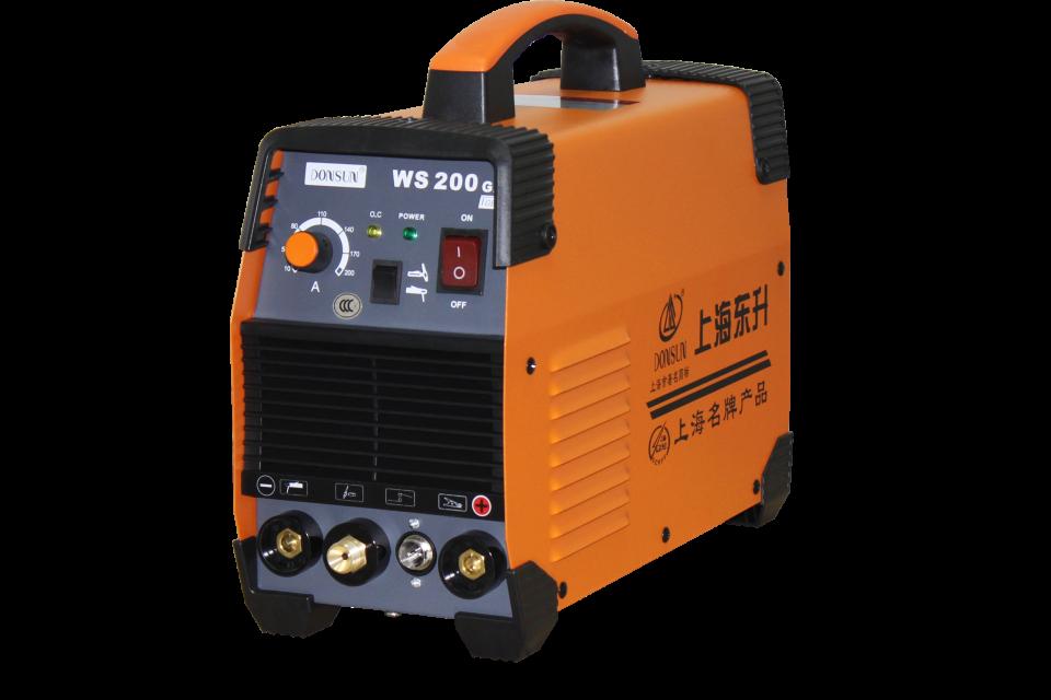 上海东升电焊机逆变直流氩弧焊机 型号:WS-200GA(带手工焊)