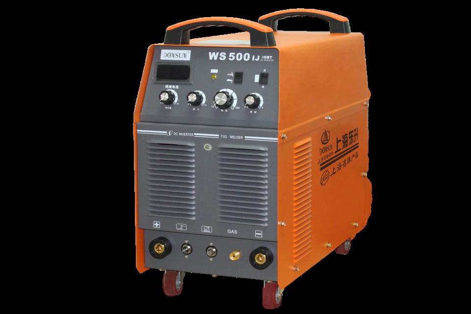 上海东升电焊机逆变直流氩弧焊机 型号:WS-500IJ