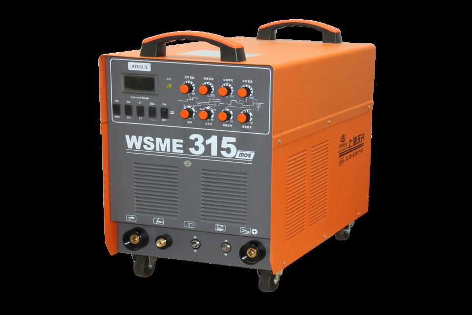 上海东升电焊机逆变直流氩弧焊机 型号:WSME-315(焊铝)