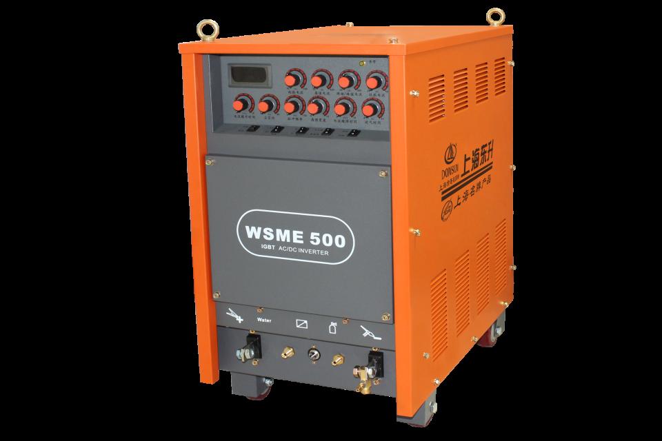 上海东升电焊机逆变直流氩弧焊机 型号:WSME-500