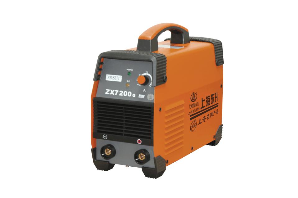 上海东升电焊机逆变直流手工弧焊机ZX7-250G