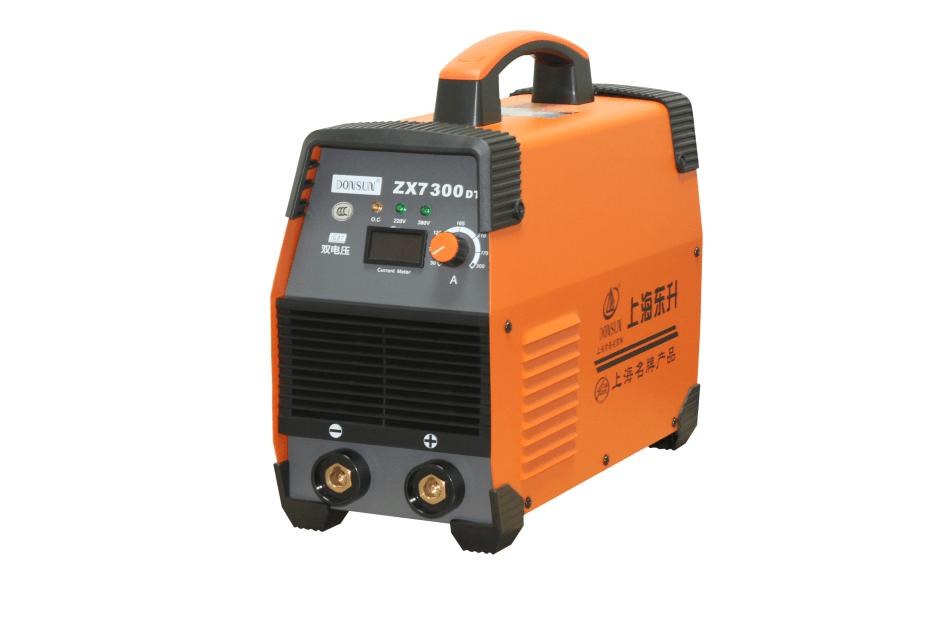 上海东升电焊机逆变直流手工弧焊机(双电压) ZX7-300DT