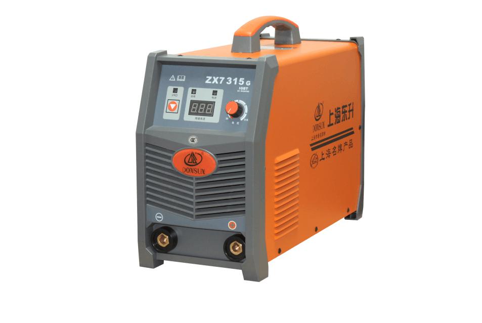 上海东升电焊机逆变直流手工弧焊机 型号:ZX7-315G